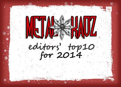 Metal Kaoz Top 10 Albums for 2014