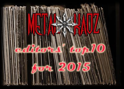 Metal Kaoz Top 10 Albums for 2015