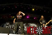 Entombed @ Getaway Festival (SWE) (photos by Erika Wallberg)