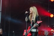 Lita Ford @ Sweden Rock XXV @ Norje Havsbad, Sölvesborg (SE) (Photos By Erika Wallberg)