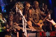 Lordi @ Reggies Rock Club (photos by Dimitris Kontogeorgakos)