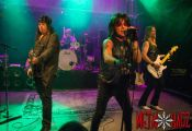 Joe Lynn Turner @ Reggies Rock Club (photos by Dimitris Kontogeorgakos)