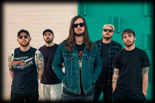 While She Sleeps - Lawrence 'Loz' Taylor