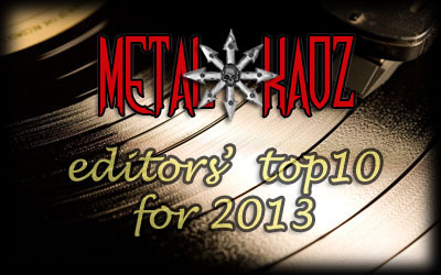 Metal Kaoz Top 10 Albums for 2013