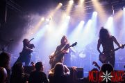 Death Angel @ Sticky Fingers, Gothenburg (SE) (photos by Erika Wallberg)