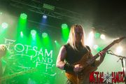 Flotsam & Jetsam @ Sticky Fingers, Gothenburg (SE) (photos by Erika Wallberg)