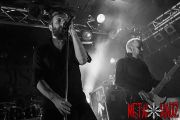 Paradise Lost @ Debaser Strand, Stockholm (SE) (photos by Erika Wallberg)