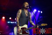 Mike Tramp & The Band Of Brothers @ Templet, Lyngby (DK) (photos by Erika Wallberg)