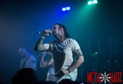 Lacuna Coil @ The Bottom Lounge (US) (photos by Dimitris Kontogeorgakos)