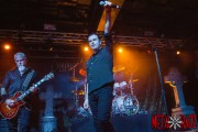 Demons And Wizards @ Concord Music Hall (US) (photos by Dimitris Kontogeorgakos)